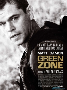 Green Zone, le dernier film de Paul Greengrass, avec Matt Damon