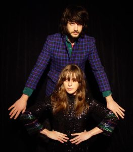 Beach House, Alex Scally et Vanessa Legrand